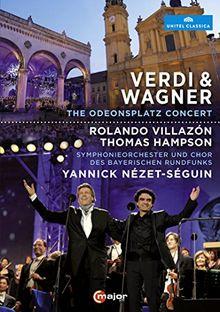 VERDI & WAGNER: The Odeonsplatz Concert [DVD]