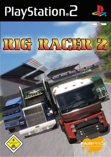 Rig Racer 2 - [PlayStation 2]