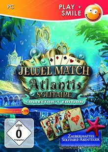 Jewel Match Atlantis Solitaire - Collectors Edition [