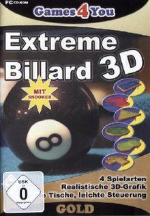 Games 4 You: Extreme Billard 3D