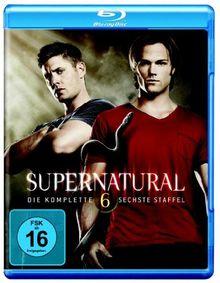 Supernatural - Die komplette sechste Staffel [Blu-ray]