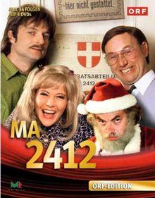 MA 2412: Die komplette Serie [7 DVDs]