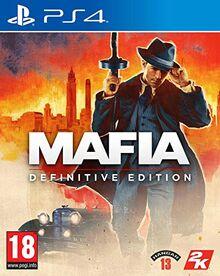 Take 2 Mafia: Definitive Edition (PS4)