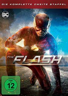 The Flash - Die komplette zweite Staffel [5 DVDs]