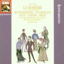 Puccini: La Bohème (Großer Querschnitt) [deutsch]