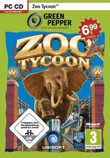 Zoo Tycoon [Green Pepper]