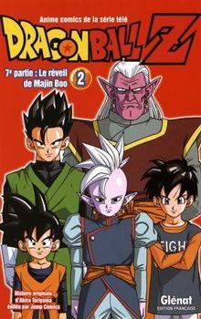 Dragon ball Z - Cycle 7 Vol.2 : La résurrection de Majin Buu