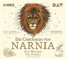 Die Chroniken von Narnia – Teil 1: Das Wunder von Narnia: Hörspiel mit Friedhelm Ptok, Valery Tscheplanowa, Santiago Ziesmer u.v.a. (2 CDs)