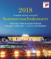 Sommernachtskonzert 2018 / Summer Night Concert 2018 [Blu-ray]