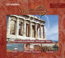 CD WISSEN - Reise durch die Weltgeschichte. 500 bis 200 v. Chr., 1 CD
