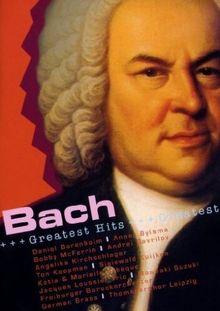 Bach, Johann Sebastian - Greatest Hits