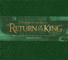 The Lord of the Rings - The Return of the King (CD+DVD) (Limited Edition)