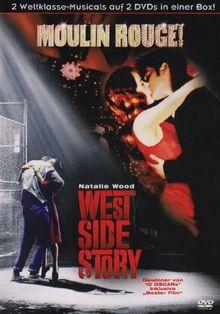 Moulin Rouge / West Side Story [2 DVDs]