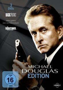 Michael Douglas Edition [3 DVDs]