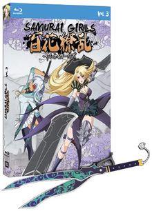 Samurai Girls (Hyakka Ryoran) - Vol. 3 [Blu-ray] [Limited Edition]
