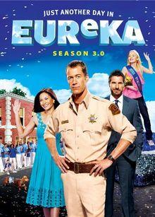 Eureka: Season 3.0 [DVD] (2009) Colin Ferguson; Salli Richardson-Whitfield (japan import)