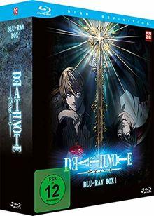 Death Note - Blu-ray-Box 1 (Episode 01-18)