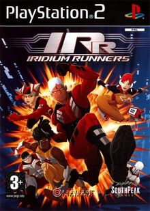Iridium Runners (Multi-Version) (PS2) (USK ab 6)