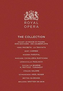 The Royal Opera Collection [18 Blu-rays]