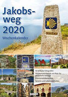 Wochenkalender Jakobsweg 2020