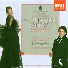 Lehar: Die lustige Witwe (Gesamtaufnahme) (Aufnahme London 1993)