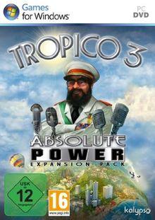 TROPICO 3: Absolute Power ADD ON PC