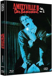 Amityville 2 - der Besessene [Blu-Ray+DVD] - uncut - auf 333 limitiertes Mediabook Cover C
