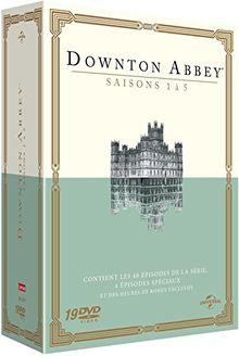Coffret downton abbey, saisons 1 à 5 [FR Import]