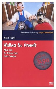 Wallace & Gromit - Süddeutsche Zeitung / Junge Cinemathek Nr. 3