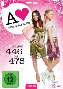 Anna und die Liebe - Box 16, Folgen 446-475 [4 DVDs]