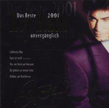 Unvergänglich - Das Beste 2001