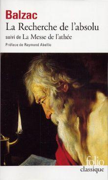 La Recherche de l'Absolu (Folio (Gallimard))
