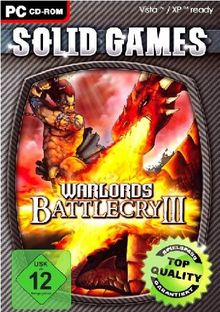 Solid Games - Warlords Battlecry 3 - [PC]