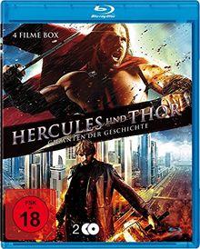 Hercules und Thor - Giganten der Geschichte [Blu-Ray]