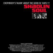 Shaolin Soul Episode 1 (2LP+CD) [Vinyl LP]