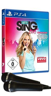 Let's Sing 2016 - Inkl. 2 Mics