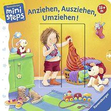 Anziehen, Ausziehen, Umziehen!: Ab 18 Monaten (ministeps Bücher)