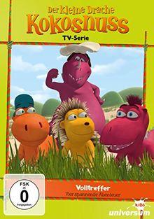 Der kleine Drache Kokosnuss, DVD 2 - Volltreffer