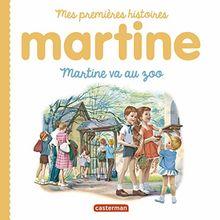 Martine va au zoo