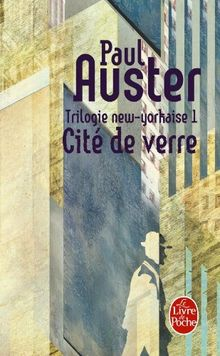Cite de Verre Trilogie New Yorkaise 1 (Ldp Litterature)
