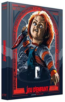 "Chucky ""Die Mörderpuppe"" 2-Disc Limited Edition Mediabook Uncut"