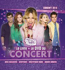 Violetta : Le livre + le DVD du concert (1DVD)