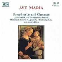 Ave Maria (Geistliche Arien und Chöre)