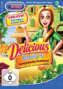 Delicious - Emily's Feinschmecker-Kollektion