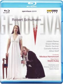 Robert Schumann - Genoveva [Blu-ray]