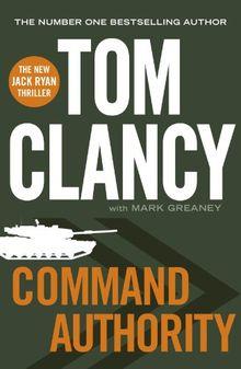 Command Authority: A Jack Ryan Novel (Jack Ryan 13)