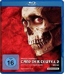 Tanz der Teufel 2 / Uncut [Blu-ray]