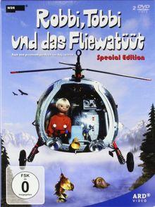 Robbi, Tobbi und das Fliewatüüt - Special Edition (remastered Digipak inkl. Soundtrack-CD) [2 DVDs]