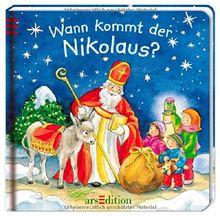Wann kommt der Nikolaus?