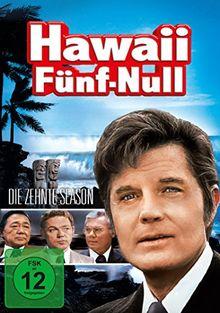 Hawaii Fünf-Null - Season 10 [6 DVDs]